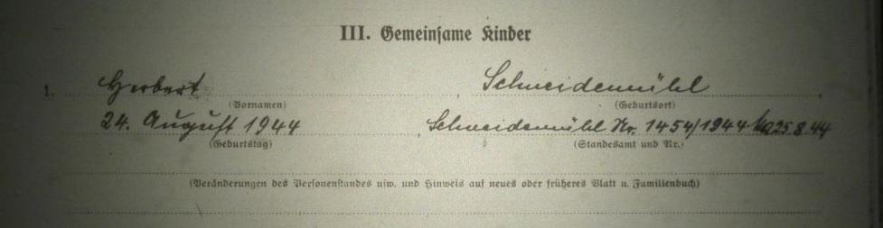 Anna Spickermann heiratet Albinus Bernhard Klatt   verenahartmann